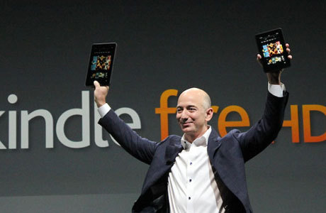 Washington Post Dijual ke CEO Amazon