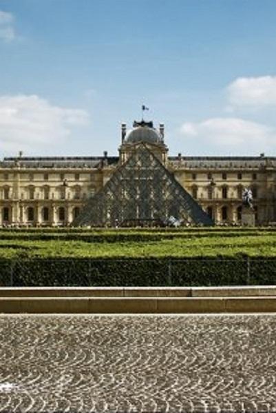 Museum Louvre, Paris, Perancis