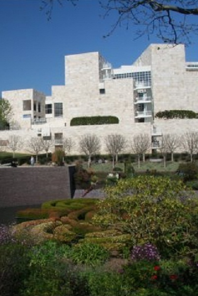 Getty Centre, Los Angeles, AS