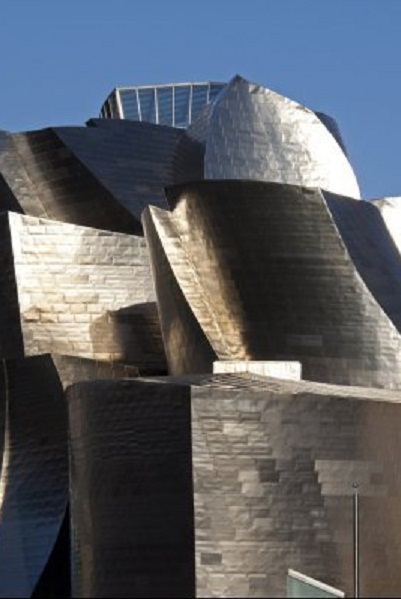 Museum Guggenheim, Bilbao, Spanyol