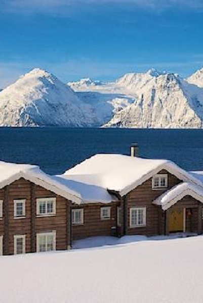 Lyngen Lodge, Norwegia