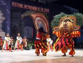 Festival Reog Mini, Melestarikan Warisan Budaya Leluhur