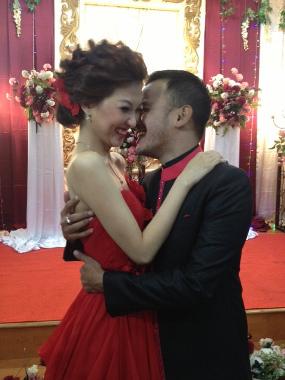 Biaya Pernikahan Wenda Tan dan Ruben Onsu Capai Rp 2 Miliar?