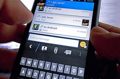 Diserbu 1,1 Juta Pengguna Android, BBM Kewalahan