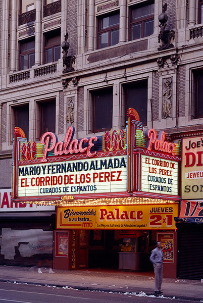 Palace Theatre (Los Angeles, AS)