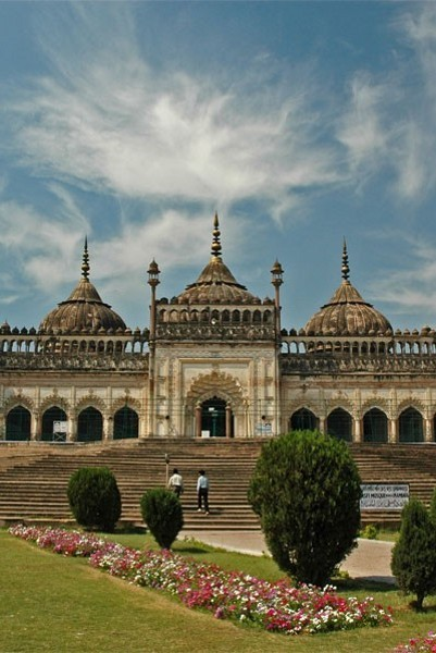 Bara Imambara, India