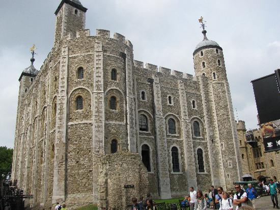 Tower of London, Inggris