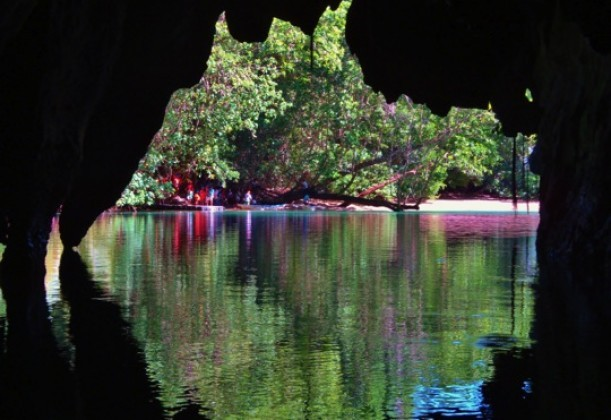 Puerto Princesa Underground River National Park, Filipina