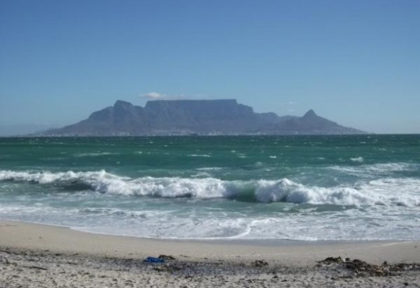 Table Mountain, Afrika Selatan