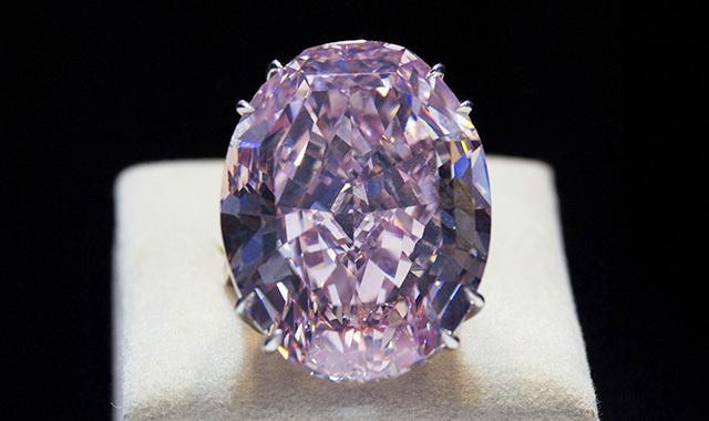 Berlian Termahal Di Dunia