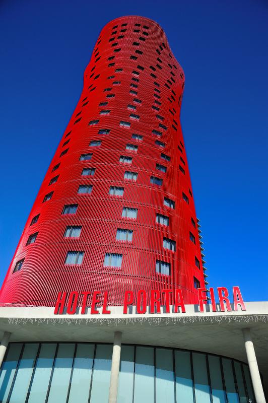 Hotel Porta Fira, L'Hospitalet, Spanyol