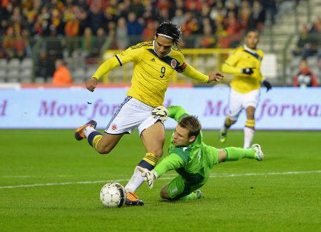 Belgia vs Kolombia