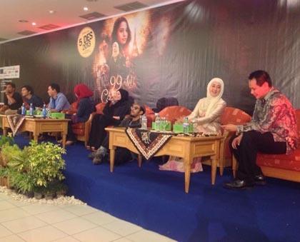 '99 Cahaya di Langit Eropa' Tawarkan Cerita Segar dan Baru Bagi Penonton Indonesia Bagus Kurniawan - detikhot