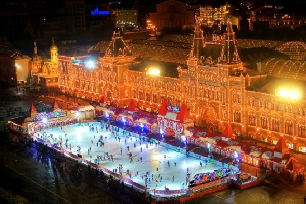 Red Square Rink