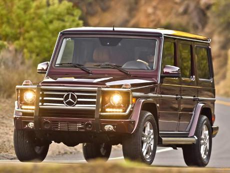 lagi SUV Jerman, Mercy yang masuk daftar adalah Mercy G550. Mobil yang ...