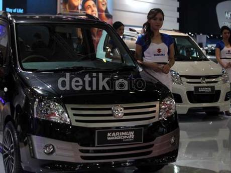 belasan ribu mobil suzuki terjual di januari 2014