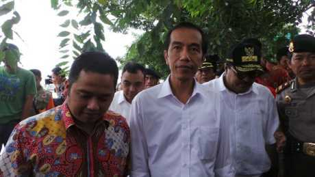 Mutasi Jajarannya, Jokowi: Tidak Ada Lahan Basah atau Kering