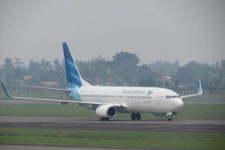 Pesawat Sapu Jagat Garuda Angkut Penumpang Dari Minangkabau