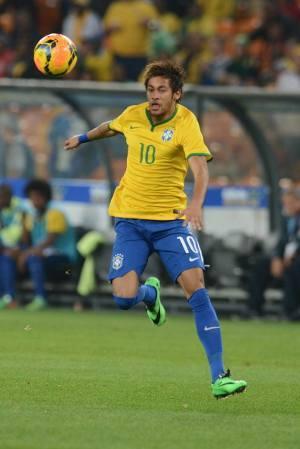 Neymar Pangeran Brasil