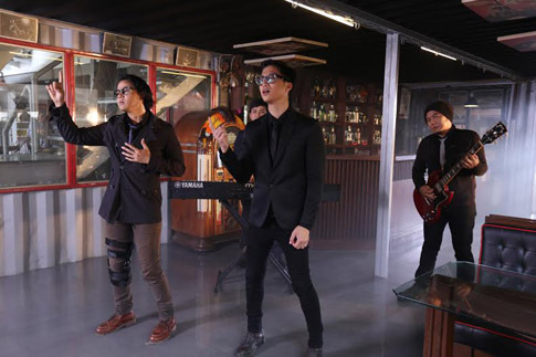 Punya Vokalis Baru, Yovie and Nuno Garap Video Klip 'Sakit Hati'