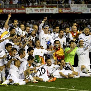 Madrid Makin <i>Pede</i> Kejar <i>Treble</i>