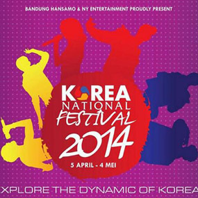 Puluhan <i> Cover Dancer </i> Siap Bertarung di Semifinal Korea National Festival 2014