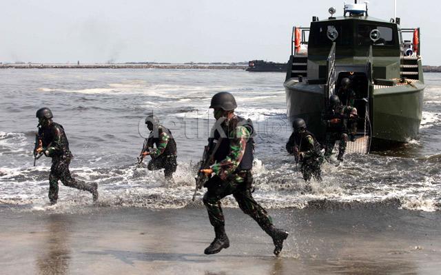 TNI AD Luncurkan Kapal Motor Cepat
