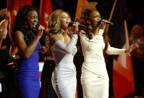 Destiny's Child 'Reuni' di Lagu Baru Michelle Williams
