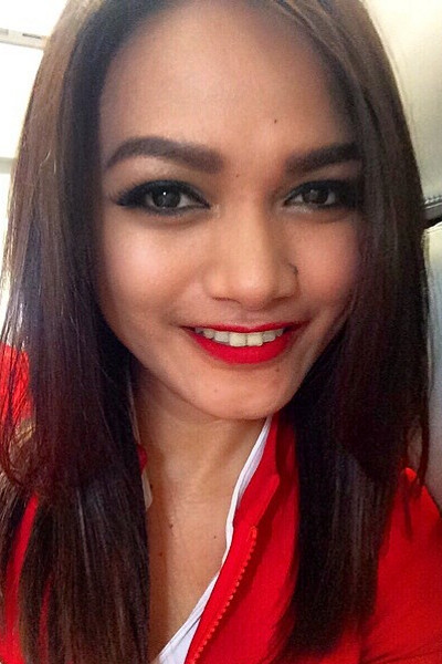 Thessaelicianda dengan senyum manisnya (instagram)