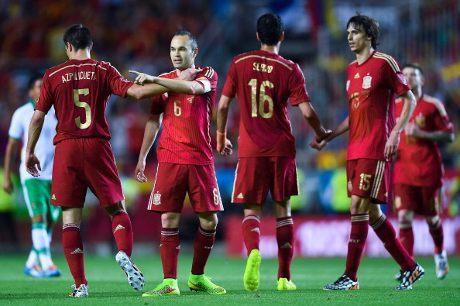 Spanyol Menjadi Tim Paling Bernilai di Piala Dunia 2014