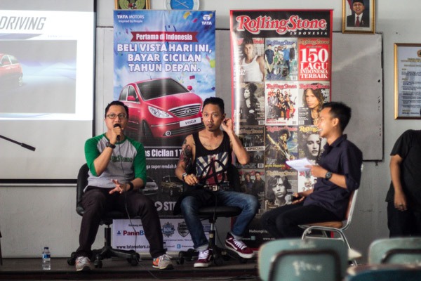 Foto: Rolling Stone Goes To Campus: UPDM (B)