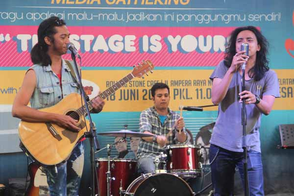 Foto: Media Gathering KompasTV: 'The Stage is Yours'