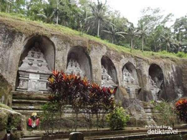 Jakarta - Liburan di Bali tak melulu harus ke Pantai Kuta, Legian atau