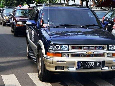 Tips Mudik Pakai Mobil Lawas
