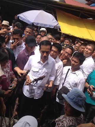 [BLM MENJABAT SUDAH BEKERJA] Jokowi: Rapat dengan Tim Transisi Bahas Swasembada Beras