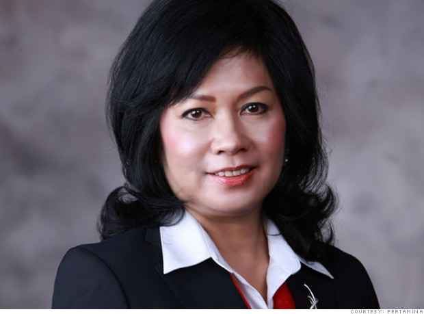 Gaji Rp 200 Juta Tak Mampu Tahan Karen Agustiawan Mundur ...