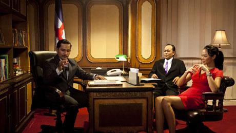 Lola Amaria Ingin Ajak Para Pejabat Nonton 'Negeri Tanpa Telinga'