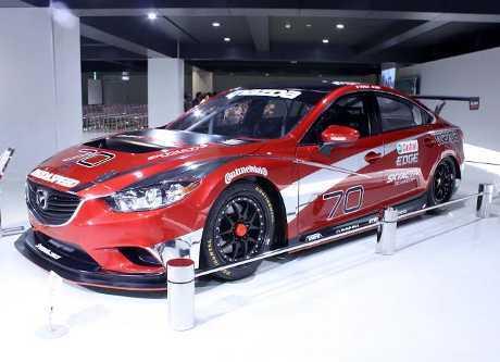 Mazda Dealership Atlanta >> Dealer Mazda Balikpapan Mobil Balap Mazda6 Tanda Kesuksesan