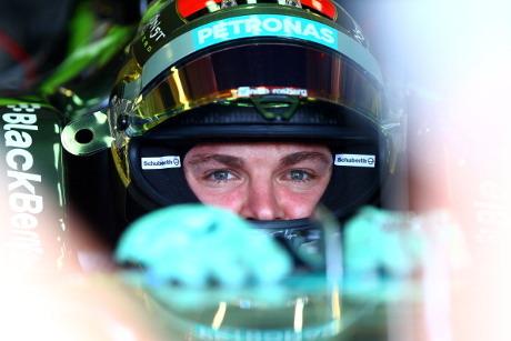 Rosberg Bidik Podium dan Kemenangan Pertama di Spa