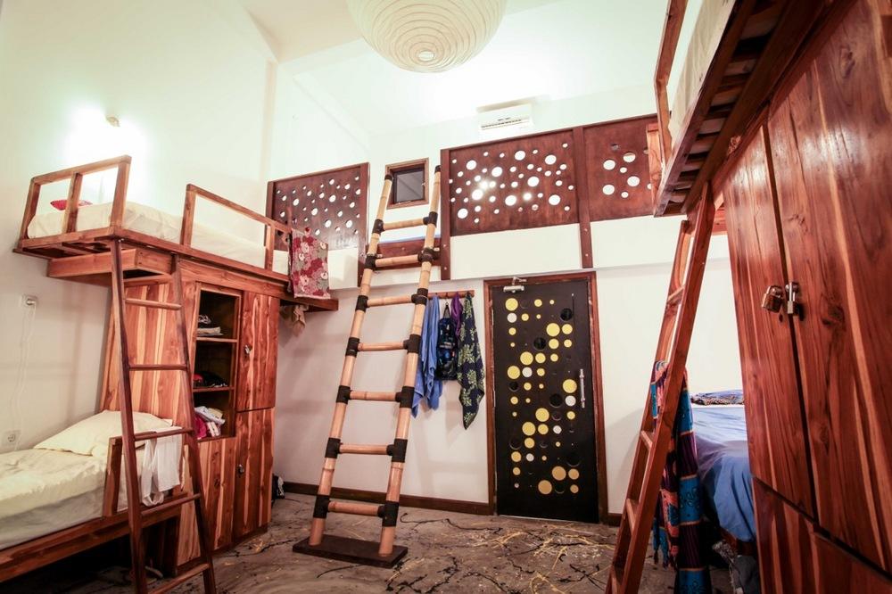 Backpacking Ke Gili Trawangan Ini 4 Hostel Untuk Bermalam