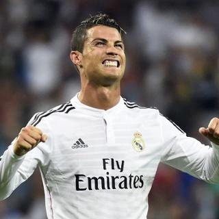 UEFA Anugerahi Ronaldo Gelar Pemain Terbaik Eropa