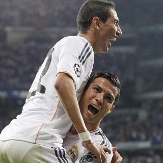 Ronaldo pada Di Maria: Nomor 7 Berarti Tanggung Jawab Besar