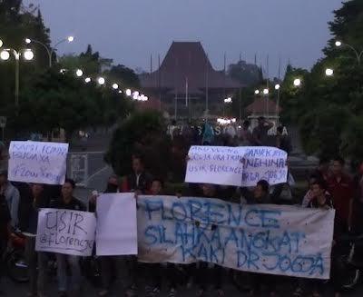 LSM Jatisura Tak Cabut Laporan ke Polisi, Ini Tanggapan Florence