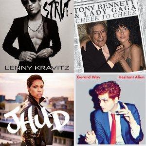 Album-album Internasional yang Rilis Bulan Ini (2)