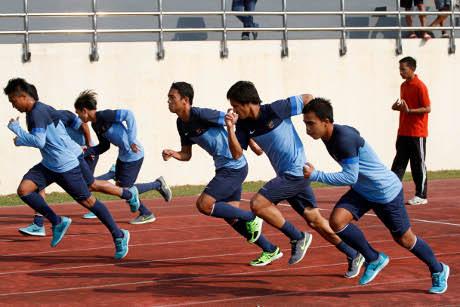 Timnas U-19 Bersiap untuk Beruji Coba ke Spanyol