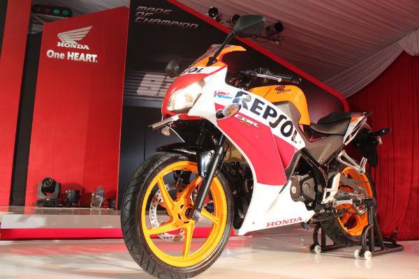 Honda Produksi Honda CBR150R di Indonesia