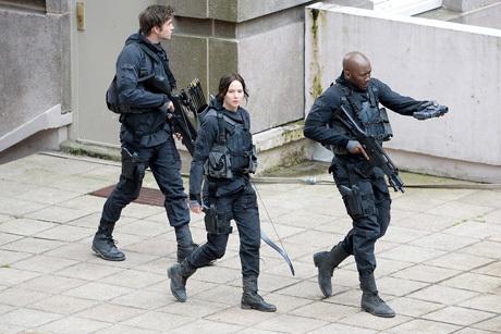 Ini Dia Trailer 'The Hunger Games: Mockingjay Part 1'