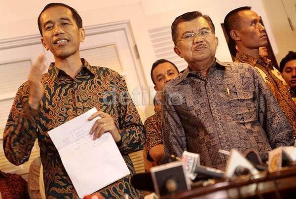 Jokowi Akan Bentuk Kementerian Agraria, Ini Komentar Pejabat BPN