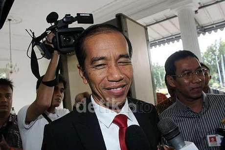 Jokowi Soal 16 Menteri Parpol: Yang Penting Orangnya, Bukan Jumlahnya