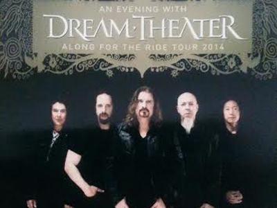 Konser Outdoor di Jakarta, Dream Theatre Janjikan Penampilan Dahsyat